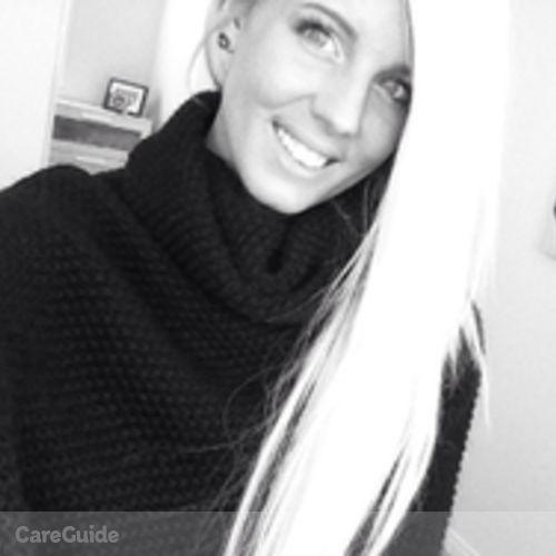 Canadian Nanny Provider Chelsea Muill's Profile Picture