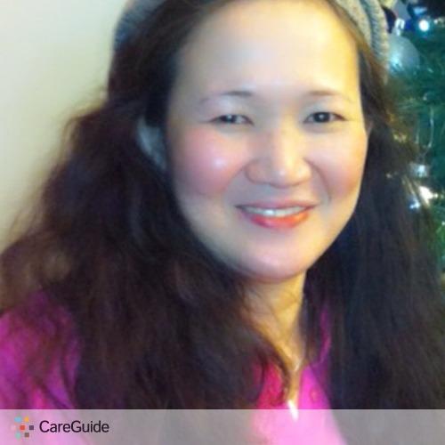 Child Care Provider Rosenie C's Profile Picture