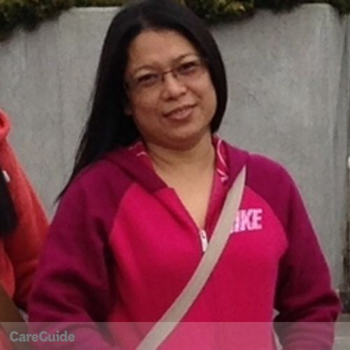 Canadian Nanny Provider Aireen Pintor's Profile Picture