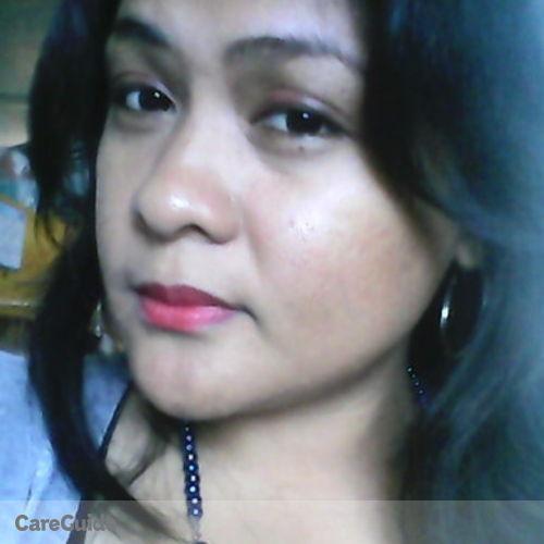 Canadian Nanny Provider Aiza Planas's Profile Picture