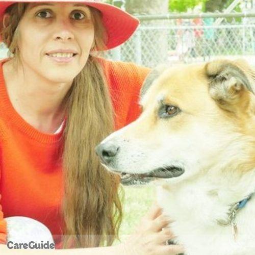 Pet Care Provider Monica Ravera's Profile Picture