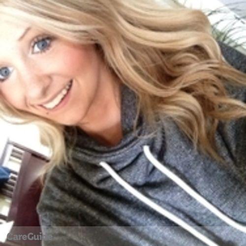 Canadian Nanny Provider Chantel Hupka's Profile Picture