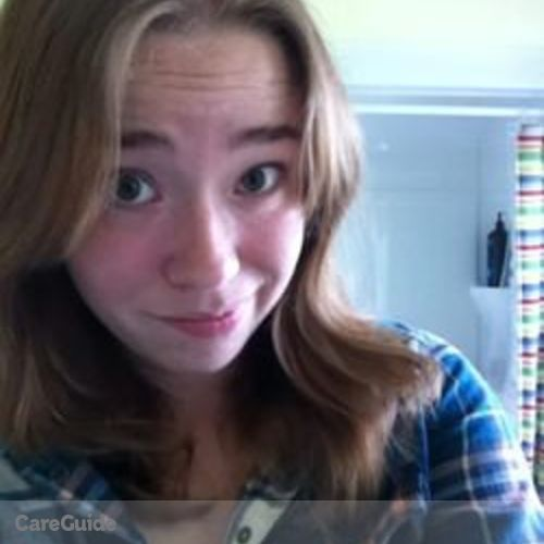 Canadian Nanny Provider Sarah Boundy's Profile Picture