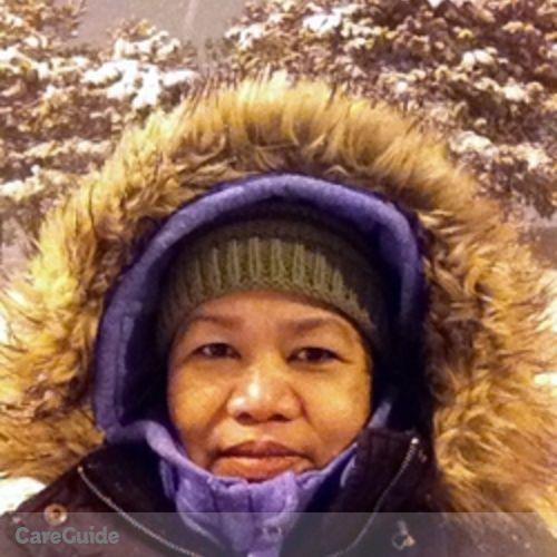 Canadian Nanny Provider Elizabeth Azuelo's Profile Picture