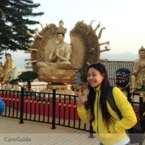 Canadian Nanny Provider Cristina Tawagon's Profile Picture