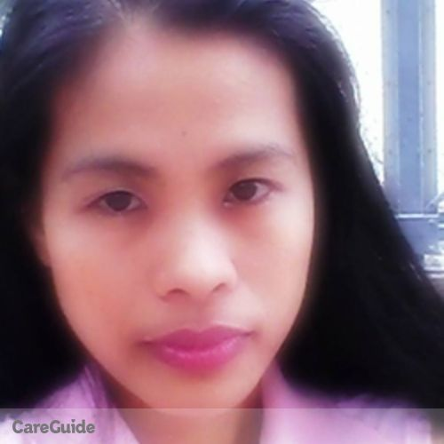 Canadian Nanny Provider Sheena Cabacungan's Profile Picture