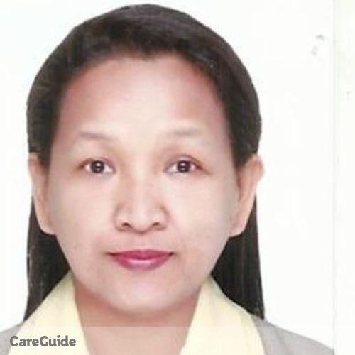 Canadian Nanny Provider Melani Quema's Profile Picture