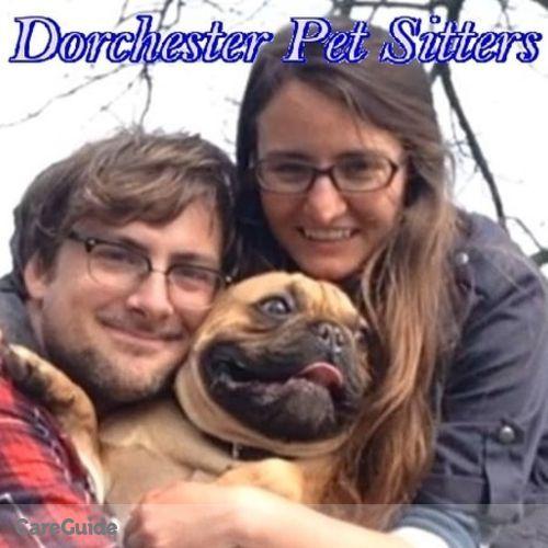 Pet Care Provider Dorchester Pet Sitters's Profile Picture