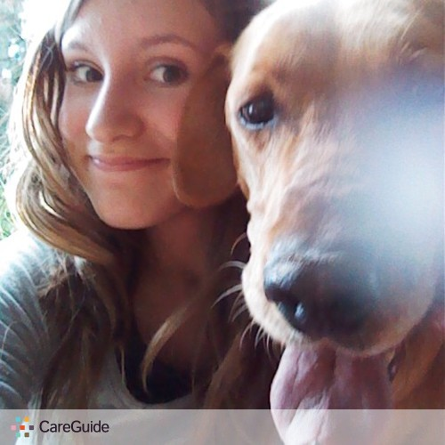 Pet Care Provider Ashley Rust's Profile Picture