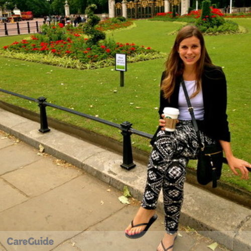 Canadian Nanny Provider Chanelle Vandervoort's Profile Picture