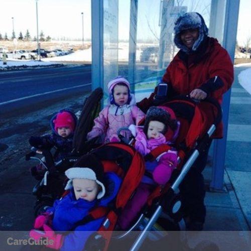 Canadian Nanny Provider Rochie C's Profile Picture