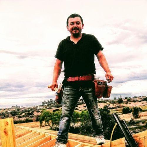 Handyman Provider Eddie Espinoza's Profile Picture