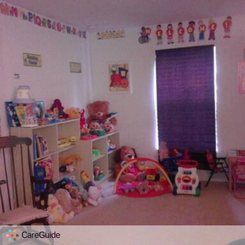 Child Care Provider Ozzie 's Profile Picture