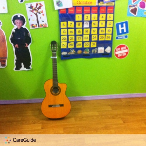 Child Care Provider Marisa Vela's Profile Picture