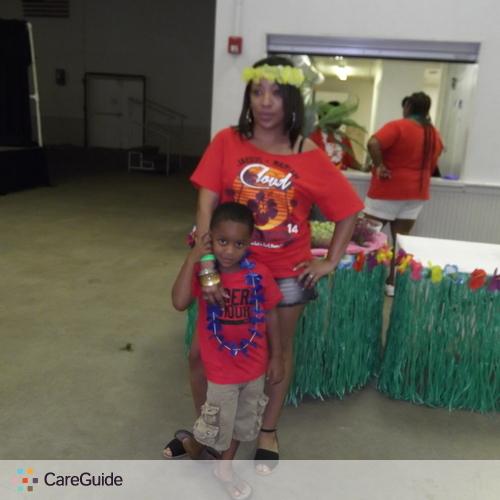Child Care Provider Nakeyshya McGregor's Profile Picture