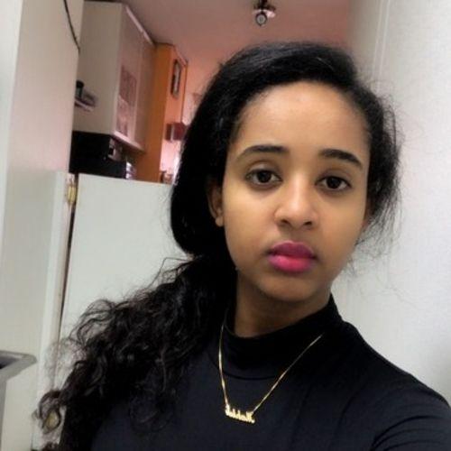 Child Care Provider Mahlet Abebe's Profile Picture