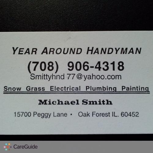 Handyman Provider Michael Smith's Profile Picture