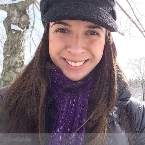 Canadian Nanny Provider Bruna C's Profile Picture