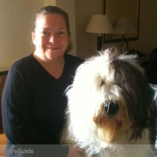 Pet Care Provider Christine K's Profile Picture