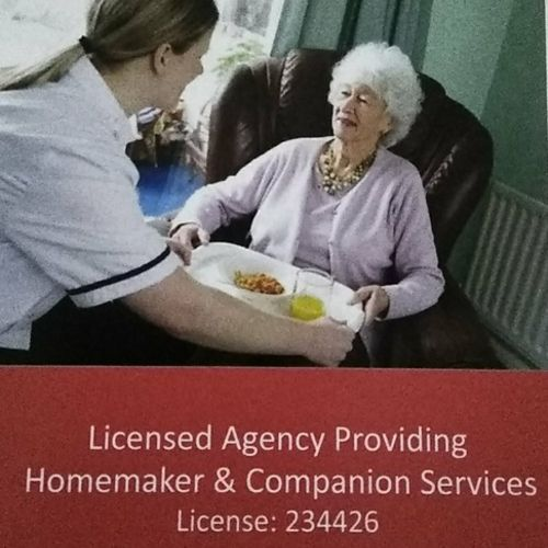 Elder Caregiver Who is Caring and Ready to Help. I also speak Spanish.