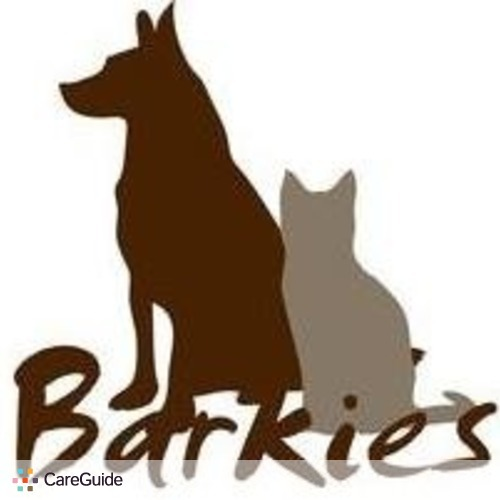 Pet Care Provider Barkies Dog Walks & Pet Care LLC's Profile Picture