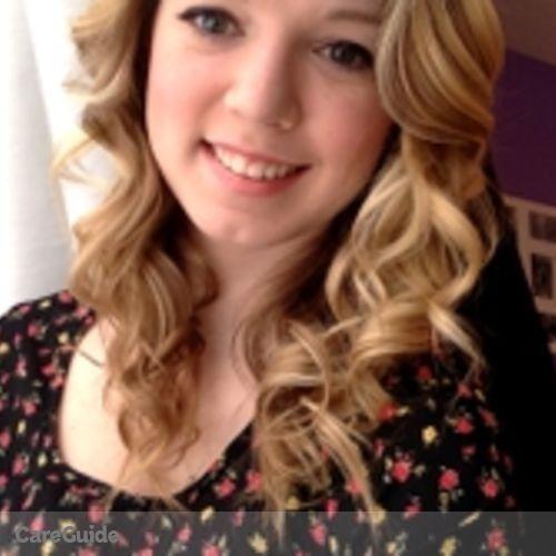 Canadian Nanny Provider Jessica Pett's Profile Picture