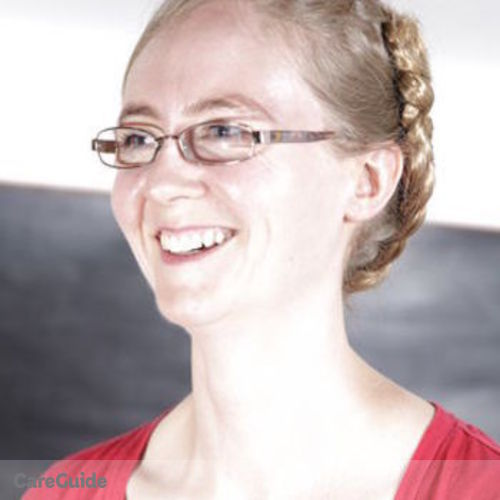 Canadian Nanny Provider Jennifer Breitkreuz's Profile Picture