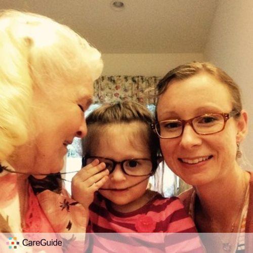 Child Care Provider Shayna C's Profile Picture
