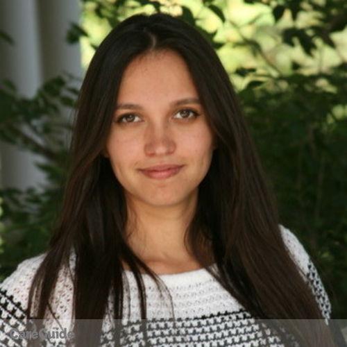 Canadian Nanny Provider Liudmila Melman's Profile Picture