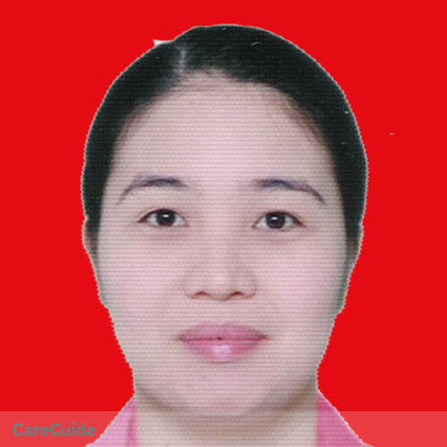 Canadian Nanny Provider Janice Diaz's Profile Picture