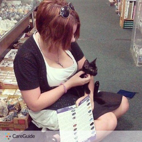 Pet Care Provider Lauren Minor's Profile Picture