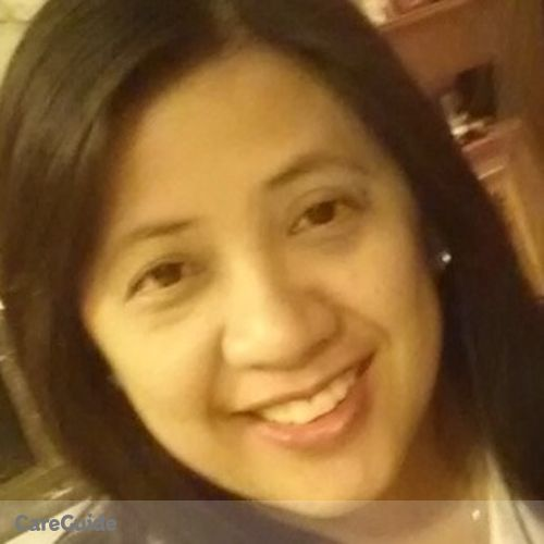 Canadian Nanny Provider Meriana Cruz's Profile Picture
