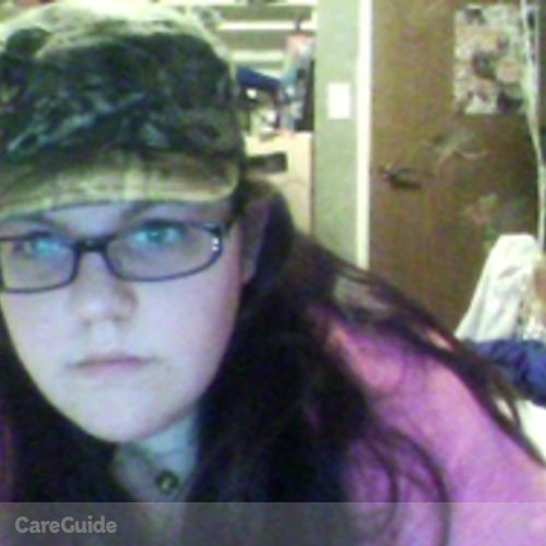 Canadian Nanny Provider Kaylie Waddell's Profile Picture