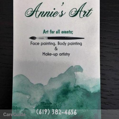 Painter Provider Yoana Sanchez's Profile Picture