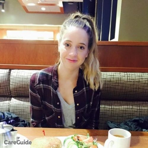 Canadian Nanny Provider Danielle Rebbechi's Profile Picture