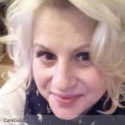 Canadian Nanny Provider Samantha Ellett's Profile Picture