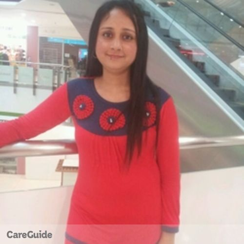 Canadian Nanny Provider Kirandeep Kaur's Profile Picture