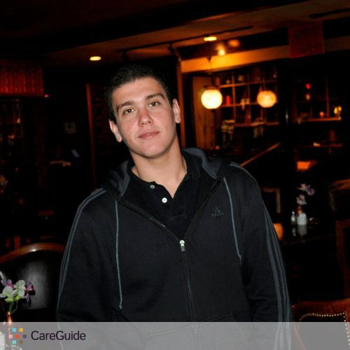 Pet Care Provider Tarek Ismail's Profile Picture