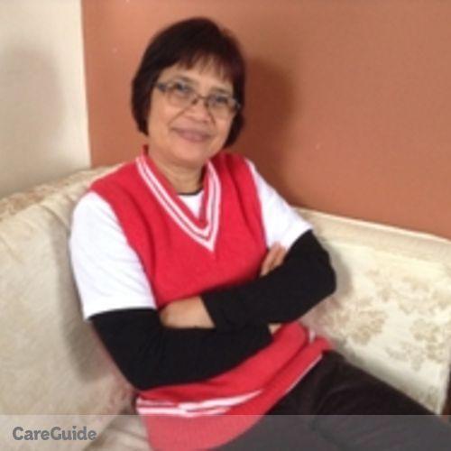 Canadian Nanny Provider Andrea Gicana's Profile Picture