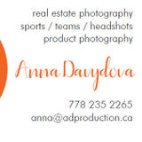 Professional commercial photographer