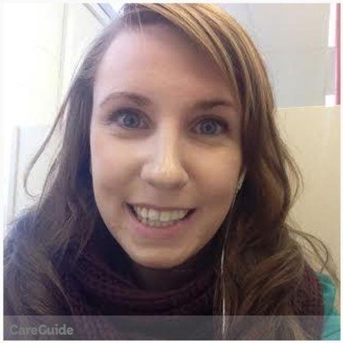 Canadian Nanny Provider Kayla Brissette's Profile Picture