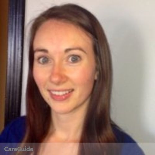 Canadian Nanny Provider Laura Taylor's Profile Picture