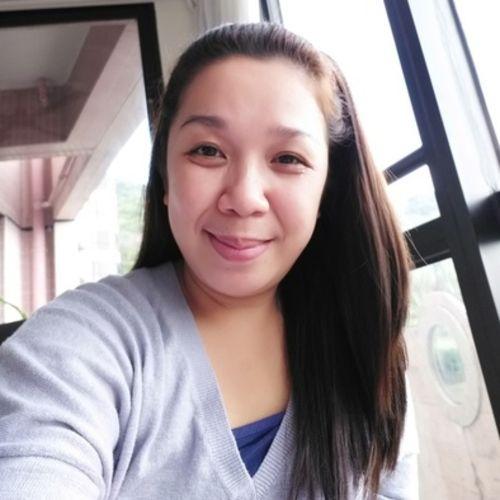 Canadian Nanny Provider Annaliza D's Profile Picture