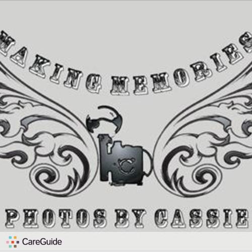 Photographer Provider Cassie Evans's Profile Picture