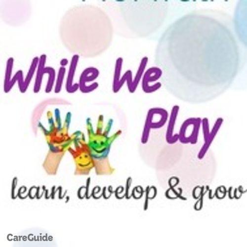 Child Care Provider Adriana Lujan's Profile Picture