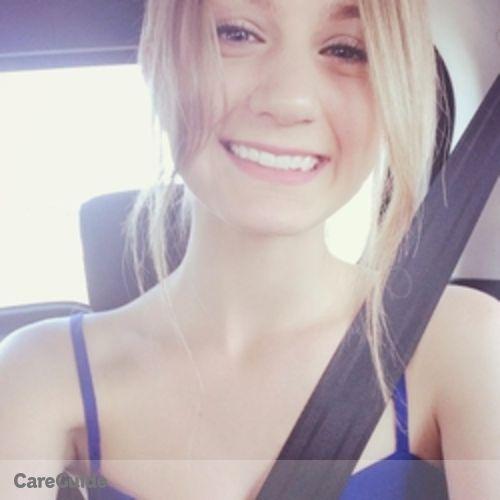Canadian Nanny Provider Chelsea S's Profile Picture