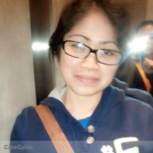 Canadian Nanny Provider Annabelle Cabellon's Profile Picture
