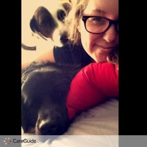 Pet Care Provider Kayla Mason's Profile Picture