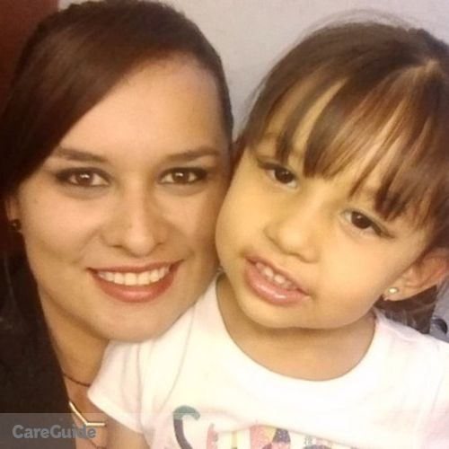 Canadian Nanny Provider Cynthia Gonzalez's Profile Picture
