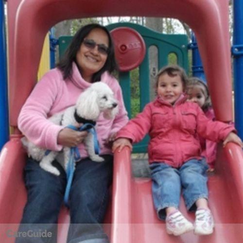Canadian Nanny Provider Maria Farquharson's Profile Picture